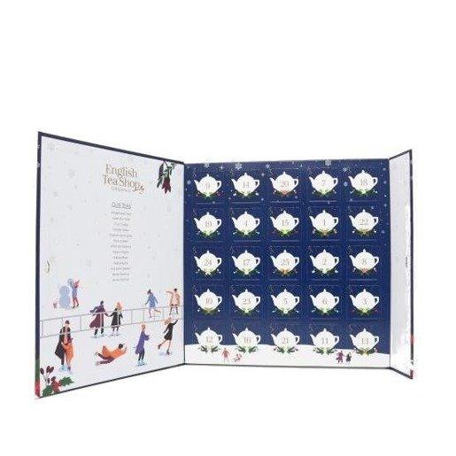 Advent Tea Calendar - kalendarz adwentowy z herbatą 25 piramidek
