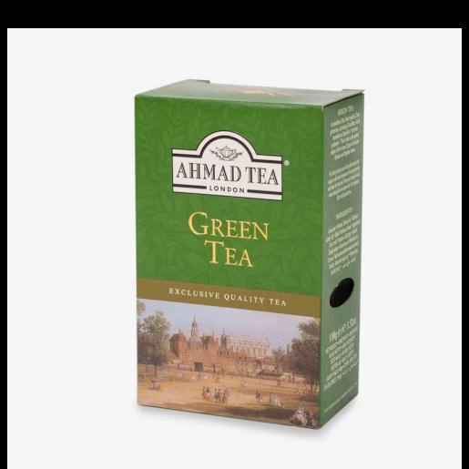 Ahmad Green Tea zielona herbata liściasta 100g