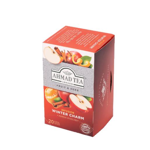 Ahmad Tea Winter Charm - urok zimy 20 kopert