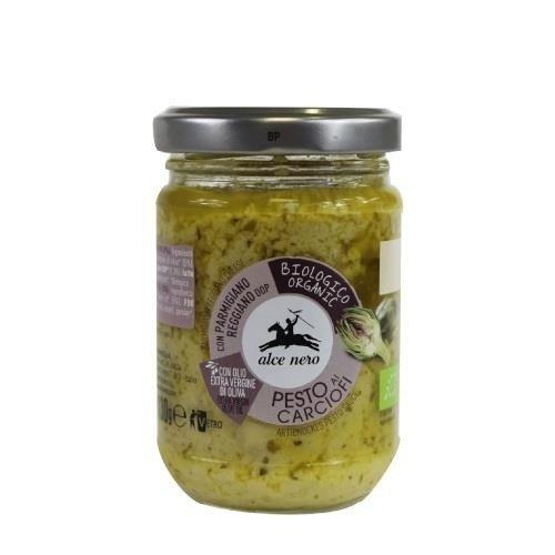 Alce Nero Pesto di carciofi biologico - pesto z karczocha BIO
