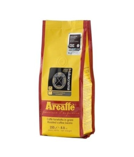 Arcaffe Mokacrema 250 g kawa ziarnista