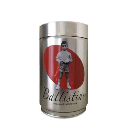 Battista Battistino kawa ziarnista puszka 250g