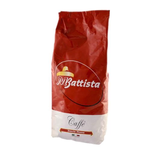 Battista Fascia Rossa - kawa ziarnista 1 kg
