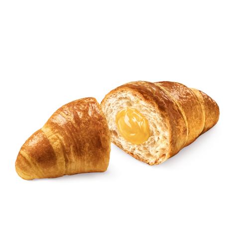 Bauli Croissant 300 g rogaliki z kremem waniliowym 6 sztuk
