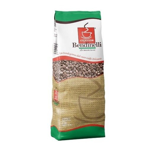 Bendinelli - Armonioso kawa ziarnista 1kg x 10