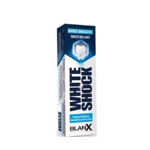 Blanx White Shock 75 ml Włoska pasta do zębów