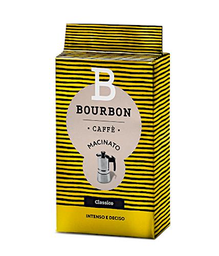 Bourbon Classico 250 g kawa mielona LAVAZZA x 10