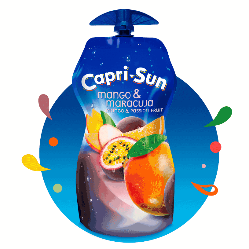 Capri-Sun sok mango i marakuja w saszetce 330 ml