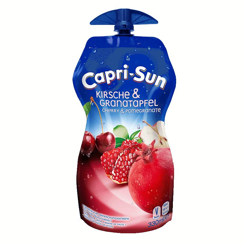 Capri-Sun sok wiśnia i granat w tubce 330 ml