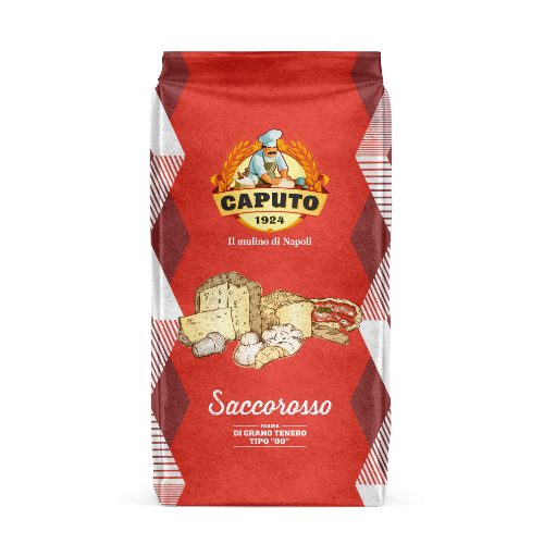 Caputo Saccorosso - włoska mąka 25kg