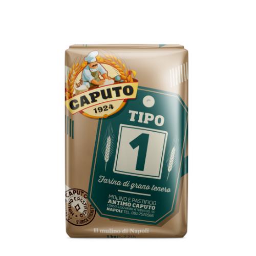 Caputo Tipo 1 mąka z zarodkami pszenicy 1 kg