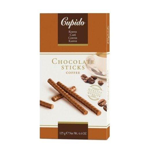 Cupido Chocolate Sticks Coffee pałeczki z kawą