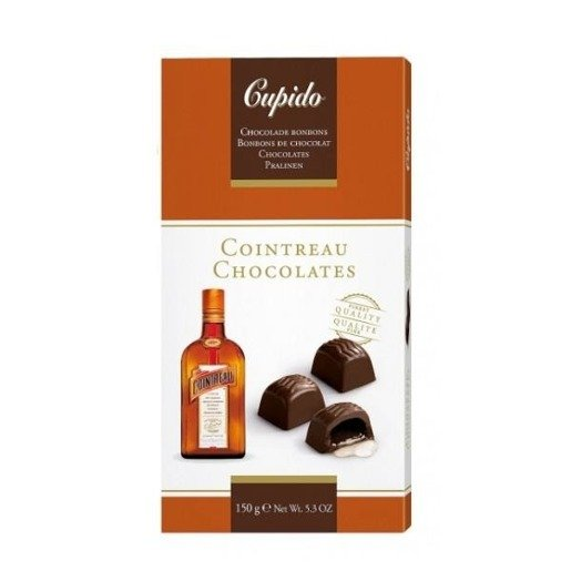 Cupido czekoladki z Cointreau 150g