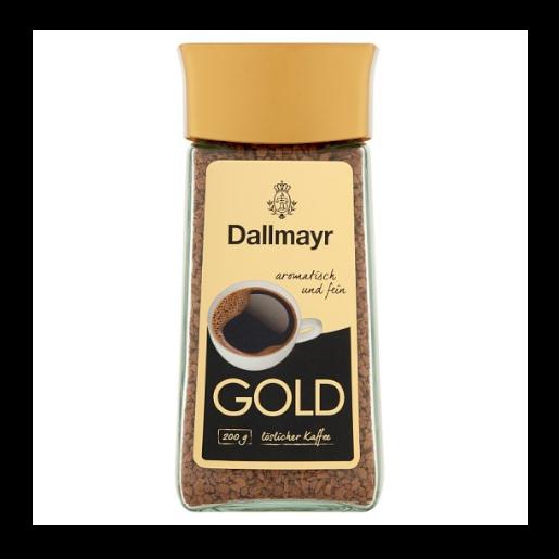 Dallmayr Gold 200 g kawa rozpuszczalna