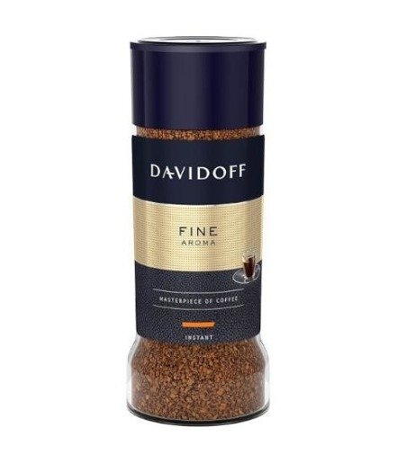 Davidoff Fine Aroma 100g kawa rozpuszczalna x 6