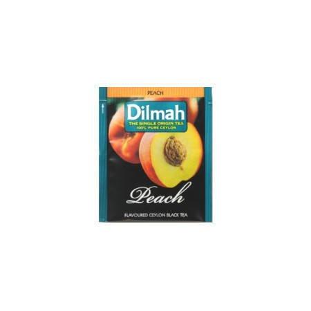 Dilmah Brzoskwinia 25 saszetek