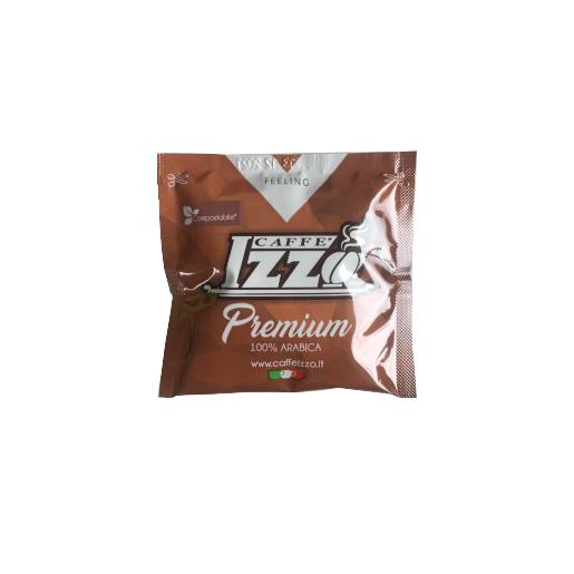 ESE Caffè Izzo Premium 100% Arabica 50 saszetek