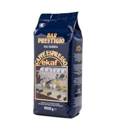Ekaf (Cellini) Prestigio Arabica włoska ziarnista 1kg
