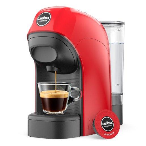 Ekspres do kawy Lavazza A Modo Mio Tiny Red