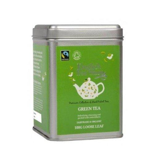 English Tea Shop Green Tea - herbata sypana 100g