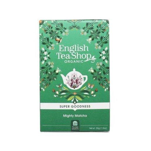 English Tea Shop Mighty Matcha - 20 saszetek
