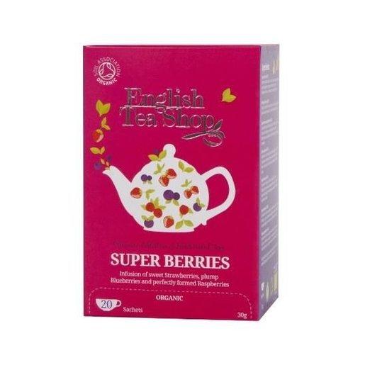 English Tea Shop Super Berries  - 20 saszetek
