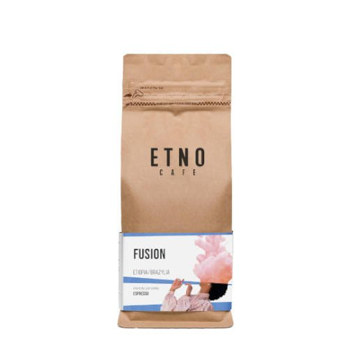 Etno Fusion kawa ziarnista 250g