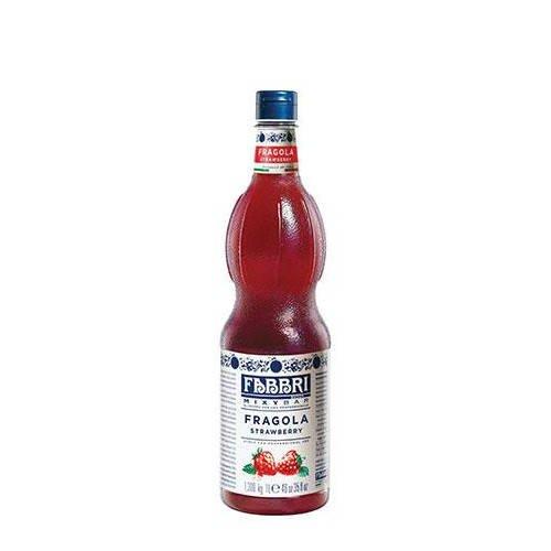 Fabbri Fragola włoski syrop truskawkowy 1l