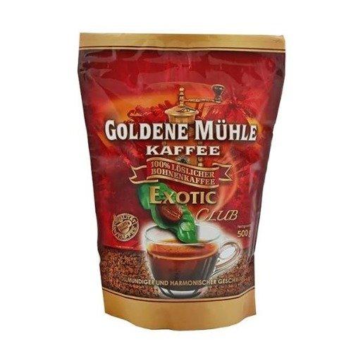 Goldene Muhle Kaffee Exotic Club 500g kawa rozpuszczalna