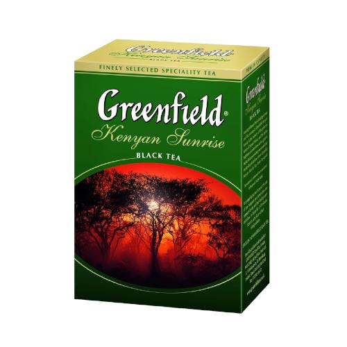 Greenfield Kenyan Sunrise - herbata sypana 100g