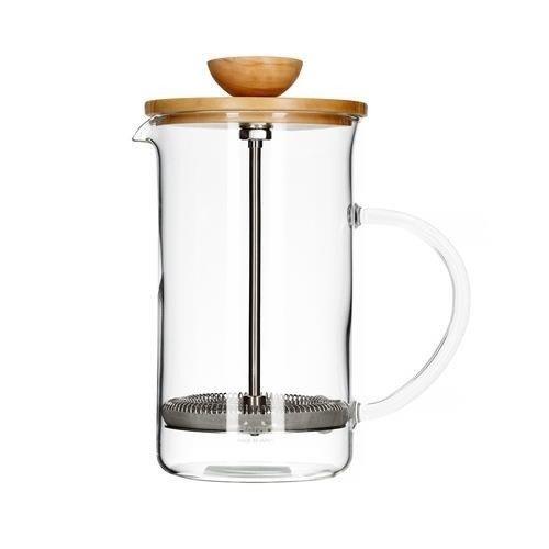 Hario Tea Press  Olive Wood - 4 filiżanki 600 ml