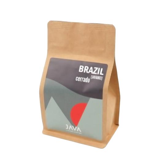 Java Coffee - Brazil Cerrado kawa ziarnista 250g
