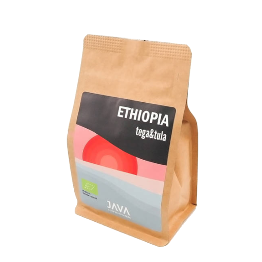 Java Coffee - Ethiopia kawa ziarnista 250g