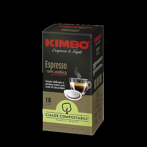 Kimbo 100% Arabica - 18 saszetek ESE