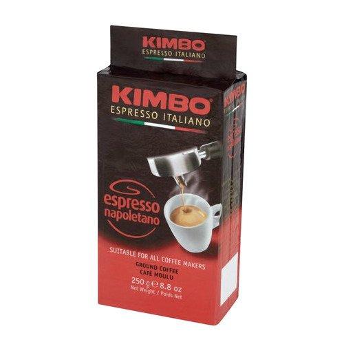 Kimbo Espresso Napoletano 250g kawa mielona x 20