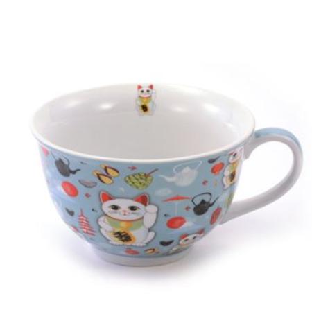 Kubek Jumbo Cup Lucky Cat 450 ml