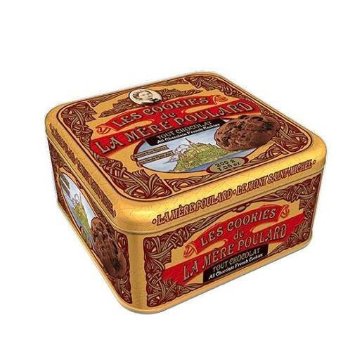 La Mere Poulard Les cookies - Francuskie ciastka czekoladowe 200g