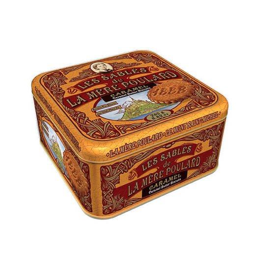 La Mere Poulard Sables Caramel - Francuskie ciastka 250g