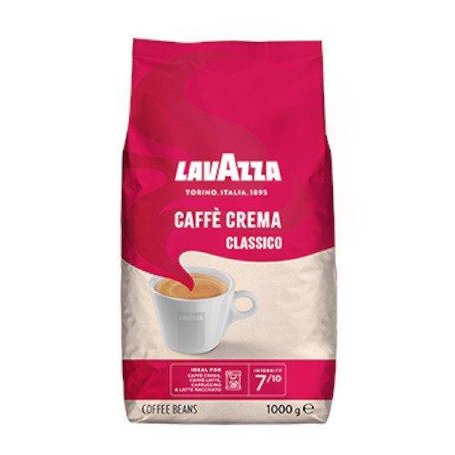 Lavazza Caffe Crema Classico 1kg kawa ziarnista