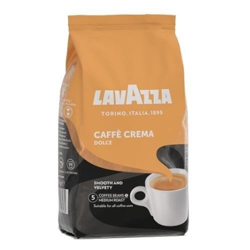 Lavazza Caffe Crema Dolce 1kg kawa ziarnista