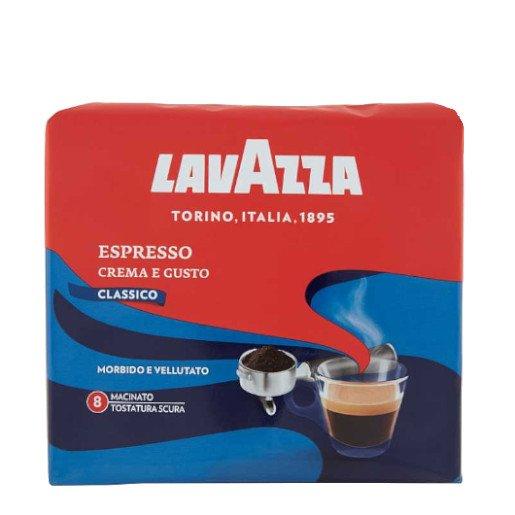 Lavazza Espresso Crema e Gusto 2x250g kawa mielona