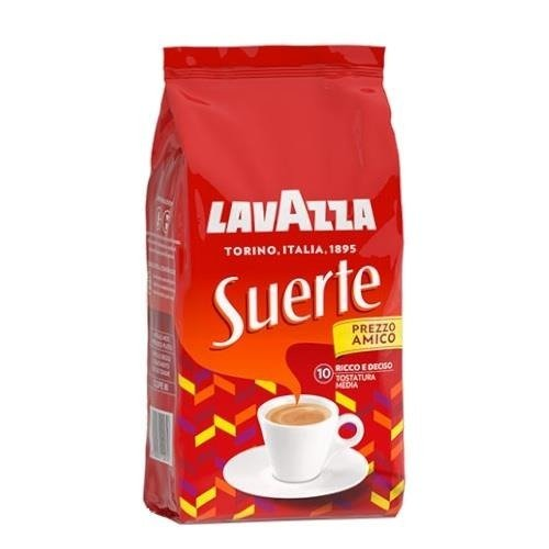 Lavazza Suerte 1 kg kawa ziarnista