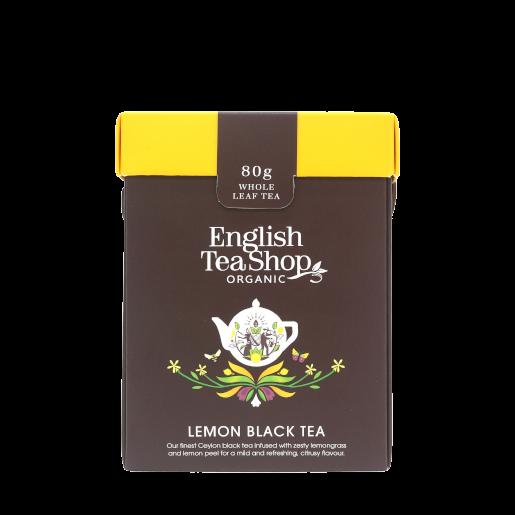 Lemon Black Tea herbata sypana 80g