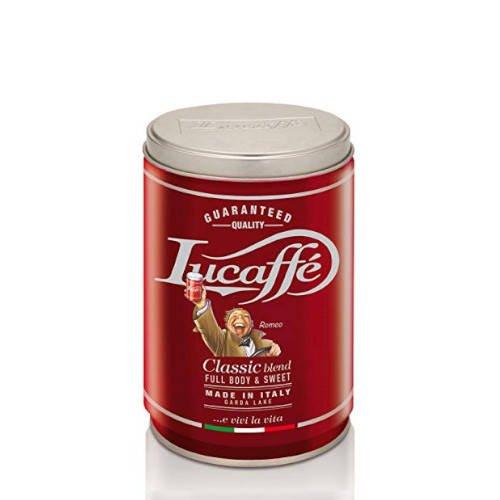 Lucaffe Classic 250g kawa mielona - puszka