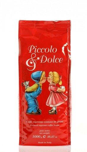 Lucaffe Piccolo & Dolce 1 kg kawa ziarnista