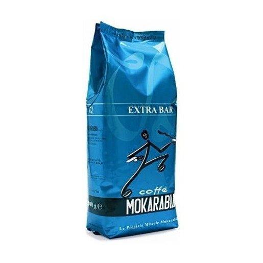 Mokarabia Extra Bar 1 kg kawa ziarnista