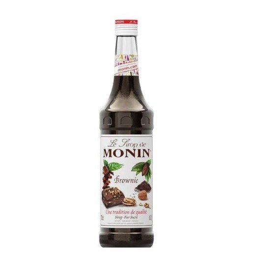 Monin Brownie Syrop 0,7l