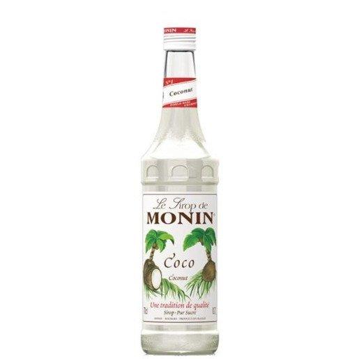 Monin Coconut 0,7 l - syrop kokosowy