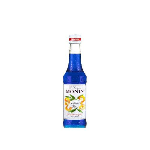 Monin Curacao Blue 50ml - syrop