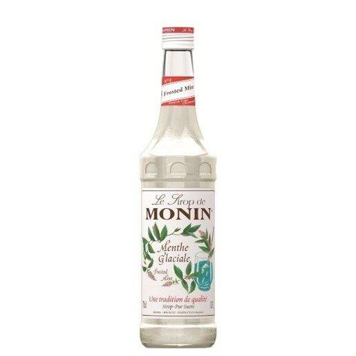 Monin Frosted Mint 700 ml - syrop o smaku miętowym